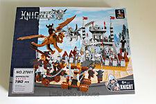 Ausini Castle Set#27001 Building Block Toy 790pcs Knight Dragon
