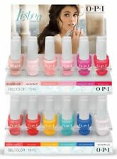 OPI GelColor UV/LED Soak off Gel Polish Lisbon Collection 12 pcs