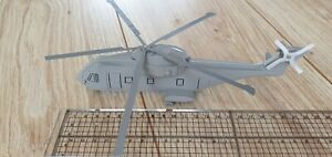 1/96 model Merlin helicopter