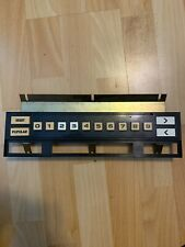 Rowe Ami Cd-100A and Cd-100B model jukebox keyboard assembly Untested 40833501