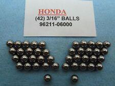 Honda ATC Triple Tree Fork Clamp Steering Stem new Ball Bearings (42)