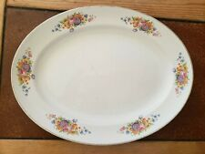 Vintage Pope Gosser China Decorative Platter