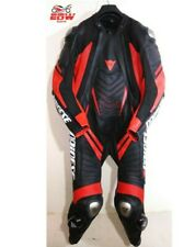 Dainese leather   MOTOGP Motorbike suit with CE protections TUTA IN PELLE MOTO