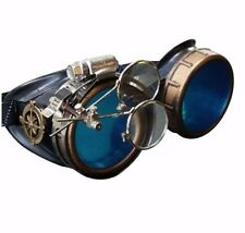 Steampunk Victorian Goggles welding Glasses diesel punk--gcg New