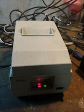 Epson C31C514653 Point of Sale Dot Matrix Printer not tested.