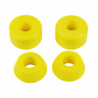 Skateboard Longboard Truck Replacement Bushings Med 94a 4-Pack (for 2 trucks)