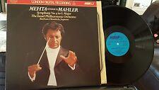 LDR 10004 London Digital LP Mehta conducts Mahler No. 4 Israel Phil NM/NM