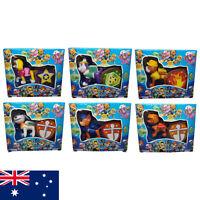 Paw Patrol 6pcs Cake toppers Action Figure Playset Zuma Skye Rubble MELBOURNE ST