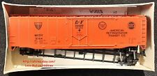 Athearn 1362 AMERICAN REFRIGERATOR TRANSIT 50' Boxcar ART MODX 2354 N&W NW MP OB