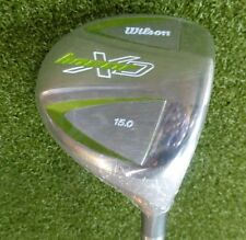 WILSON Golf Lineare XD #3 15 ° Legno Fairway-firestick Donna Grafite Flex