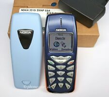 ORIGINAL NOKIA 3510i RH-9 TASTEN-HANDY FARBDISPLAY MOBILE PHONE GPRS WAP NEU NEW