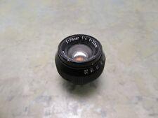 Carl Zeiss S-Planar 1:4 f=32mm lens west germany [2*OO-97]