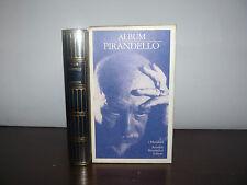 MERIDIANI MONDADORI - ALBUM PIRANDELLO - I MERIDIANI 1992 Biografia Fotografie