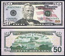 ESTADOS UNIDOS- 50 DÓLARES 2009  B- NUEVA YORK    SC  UNC