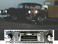 New USA-630 II* 300 watt 55 Chevy 150 & 210 AM FM Stereo Radio iPod & USB inputs