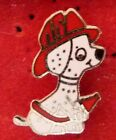 PIN'S SAPEURS POMPIERS CHIEN SPARKY USA