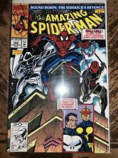 The AMAZING SPIDER-MAN #356 (1991 MARVEL Comics) ~ GD Book (bgp)