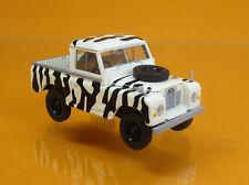 "Brekina 13861 Land Rover 88 Pickup - geschlossen - "" Safari "" von Starmada"