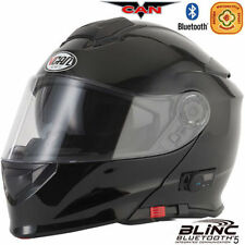 V-Can Gloss Graphic Modular, Flip Up Motorcycle Helmets