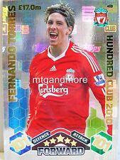 Match Attax 2016/17 Premier League - #459 Fernando Torres 2010 - 100 Club