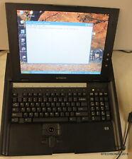 HP TFT5600 RKM  Rackmount LCD Monitor and Keyboard, NO Rails