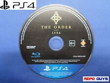 The Order: 1886 For PlayStation 4 PS4 X-Display item - DISC ONLY