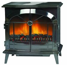 Dimplex Stockbridge Electric Stove Freestanding Fire 2kw OPTIFLAME
