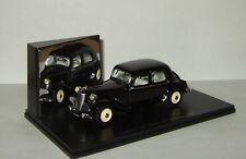 Citroen Traction 11 BL Calandre E. Tonneline 1948 black Universal Hobbies 1:43