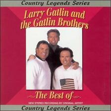 """LARRY GATLIN & THE GATLIN BROTHERS, CD """"THE BEST OF"""" NEW SEALED"""