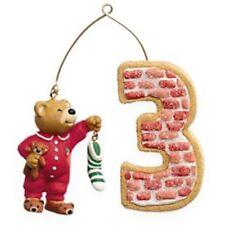 2009 Hallmark BABY'S Ornament MY THIRD 3rd CHRISTMAS *Priority Shipping*