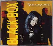 Black Box - Not Anyone - CDM - 1994 - Eurohouse Airplay Records France