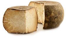 Formaggio pecorino sardo stagionato affumicato forma da Kg 3,700