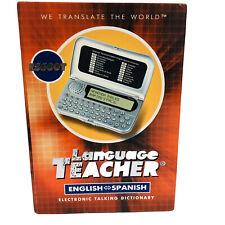 Vintage ECTACO ES600T English <-> Spanish Handheld Electronic Talking Dictionary