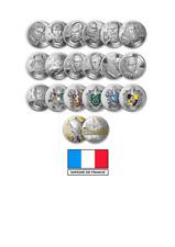 Harry Potter mini-médailles MONNAIE DE PARIS 2021 - NEUF