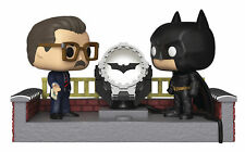 Funko - Batman & Commissioner Gordon - Light up Movie Moments Figure