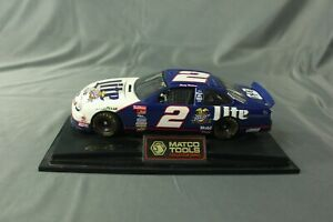 MATCO TOOLS 1998 RUSTY WALLACE 2 MILLER LITE 1:24TH SCALE COLLECTOR SERIES