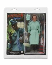 "NECA NIGHTMARE ELM STREET FREDDY KRUEGER SURGEON  8"" ACTION FIGURE MOVIE"
