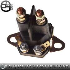 New 12V Starter Solenoid for Sears Craftsman 146154, 145673 109081X TORO 47-1910