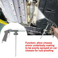 Undercoating Spray Gun Pneumatic Car Rust Proofing Truck Bed Liner Coating  ❀ Z̶