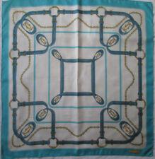 -Superbe foulard MUST DE CARTIER soie TBEG vintage scarf 82 x 85 cm a5a535efd29