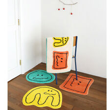 MonagustA Bath Mat Shower Rug Non Slip Pad Carpet Deco Floor Door Absorbent Medi