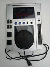 Pioneer CDJ-100S Professional Table-Top CD Player with Effects For Parts Pre