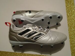 New adidas  Ace 17.3 FG FG Women's Size 6 Soccer Cleats White Leather BA8556