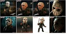 """Mezco Friday the 13TH 6"""" Stylized Jason Voorhees Deluxe Roto Figure"""