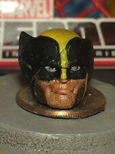 MARVEL LEGENDS TOY BIZ STEALTH WOLVERINE 1:12 HEAD FOR 6IN FIGURE