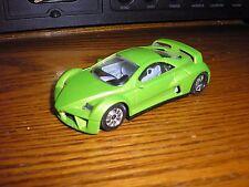 Giugiaro Prima Design, Concept Car, Green, 1:43 by Bburago - No Box