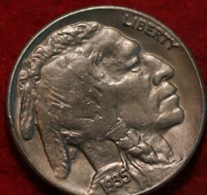 1935-S San Francisco Mint  Buffalo Nickel