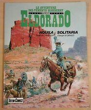BLUEBERRY collana eldorado n.3 L' AQUILA SOLITARIA edizioni nuova frontiera 1982