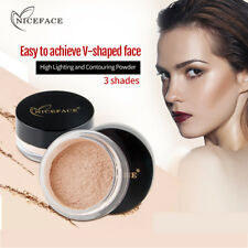 NEW Pearlescent High-gloss Powder Makeup Powder Control Oil Breathable Powder