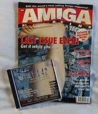 CU Amiga Magazine - WITH CD - LAST EVER ISSUE - October 1998